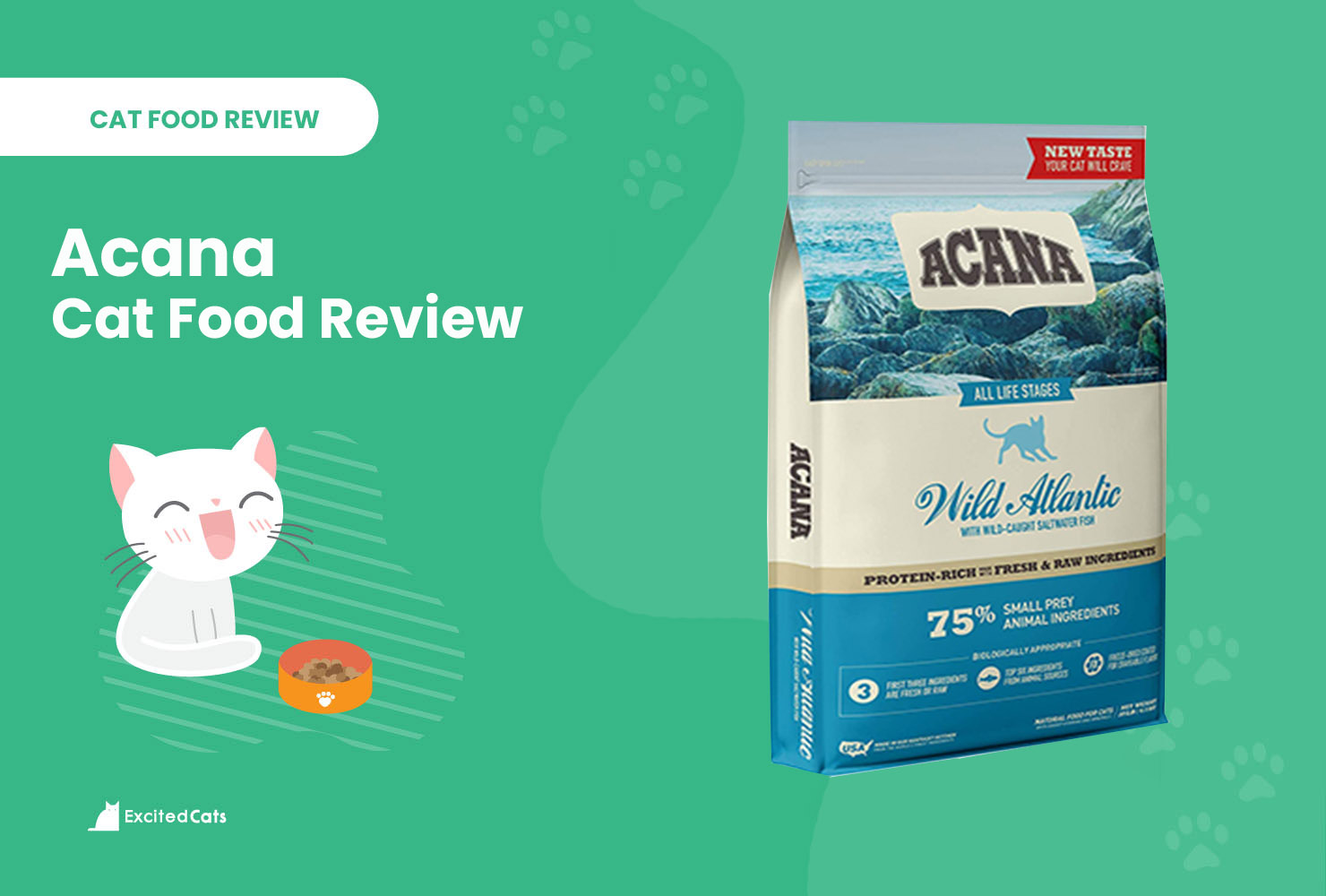 acana cat food review