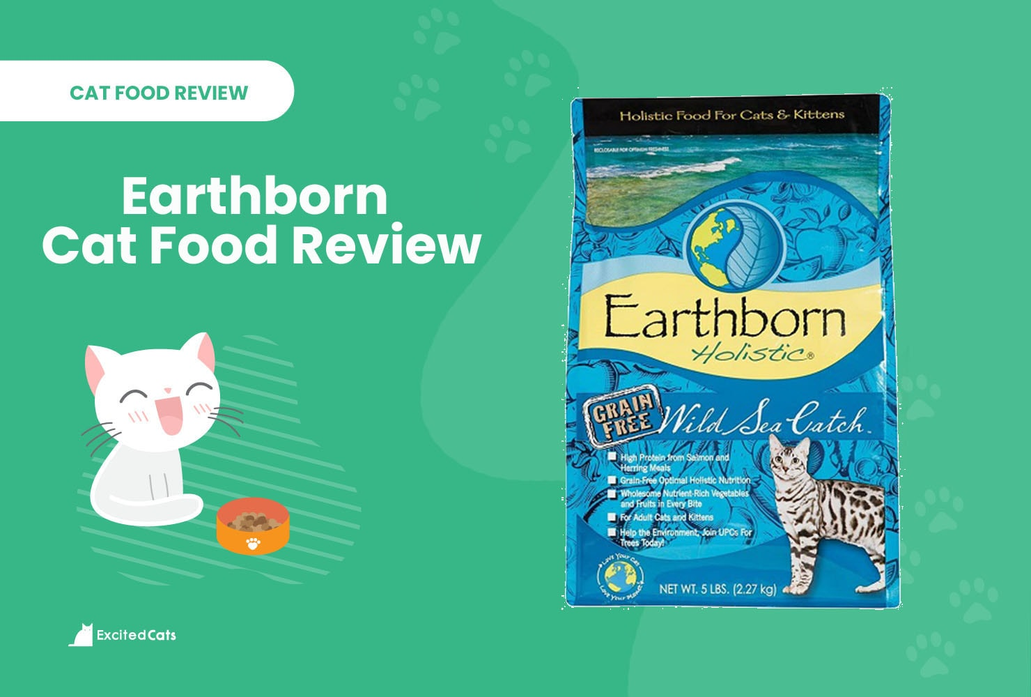 earthborn cat food review