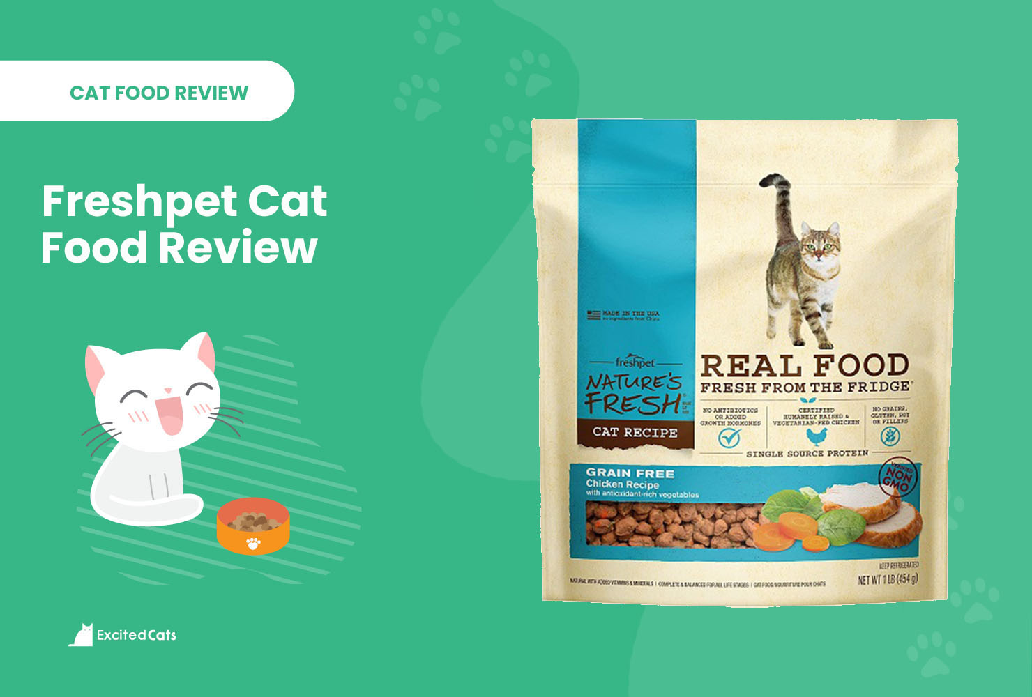freshpet cat review