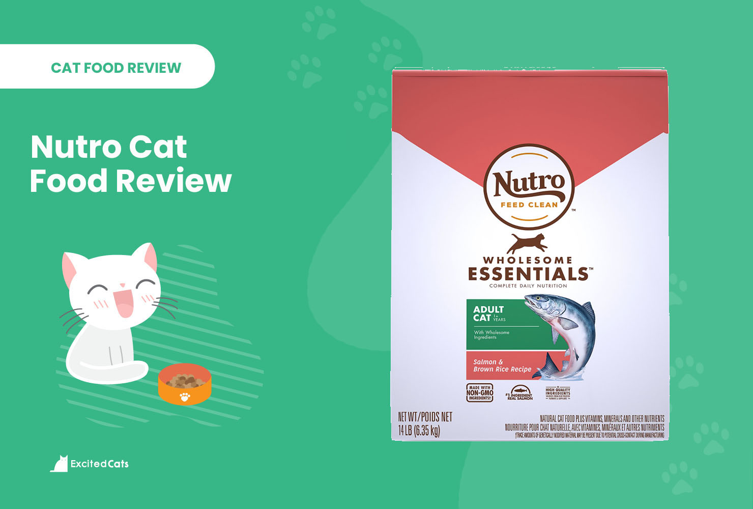 nutro cat food review