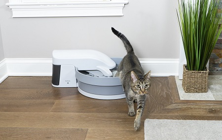 13PetSafe Simply Clean Self-Cleaning Litter Box