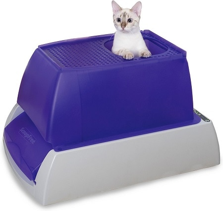 15ScoopFree Top-Entry Ultra Automatic Cat Litter Box