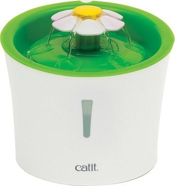 1Catit Flower Plastic Cat Fountain