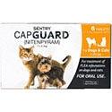 SENTRY 469024 Capguard Oral Flea Control Medication