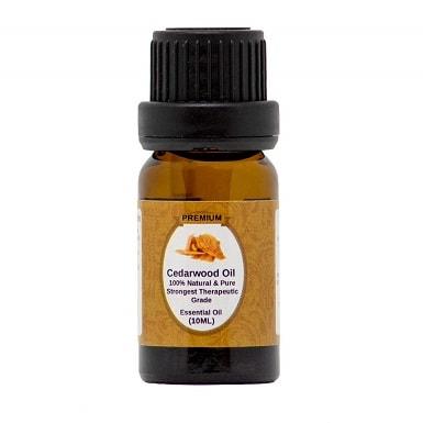 5Cedarwood Essential Oil