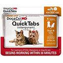 Dog & Cat MD QuickTabs Nitenpyram Flea Treatment