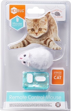 8Hexbug Remote Control Mouse Cat Toy