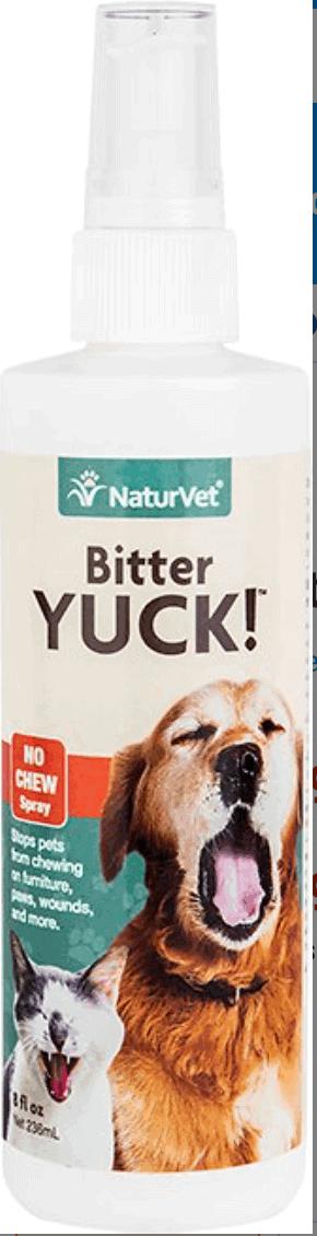 NaturVet Bitter YUCK!