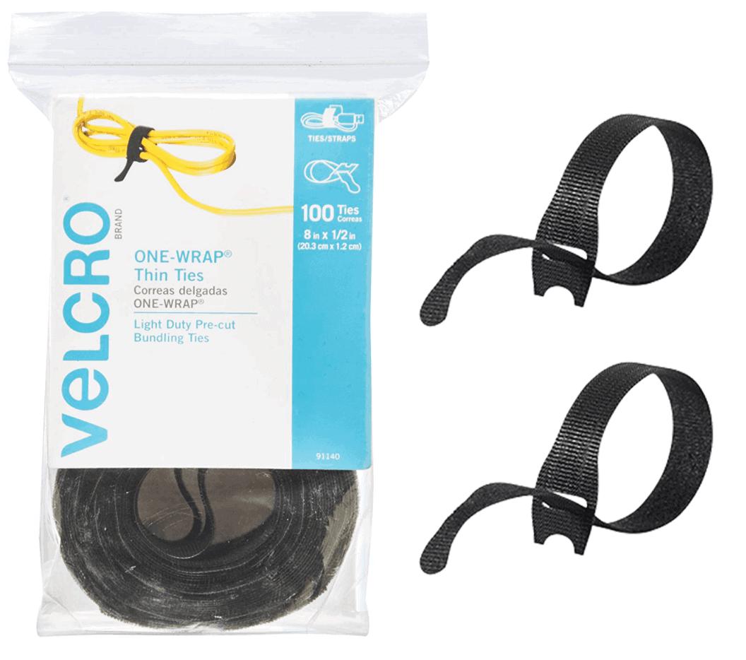 velcro wire wraps