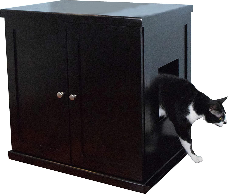 The Refined Feline Cat Litter Box