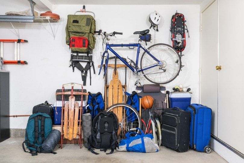 sports and travel gear