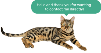 Contact cat