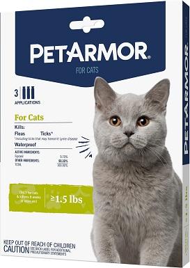2PetArmor Flea & Tick Spot Treatment for Cats