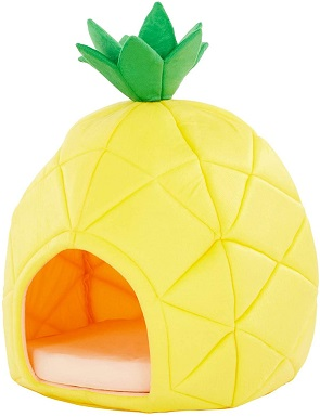 6YML Pineapple Pet Bed House