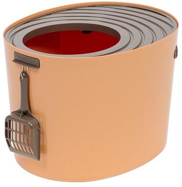 IRIS Medium Top Entry Cat Litter Box
