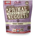 Primal Freeze-Dried Nuggets Turkey Formula