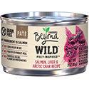 Purina Beyond Wild Prey-Inspired Grain-Free High Protein Salmon, Liver