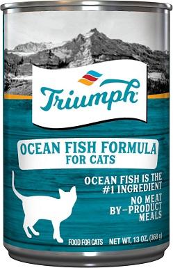 1Triumph Ocean Fish Formula Canned Cat Food