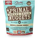 Primal Pet Foods Freeze-Dried Chicken and Salmon Formula