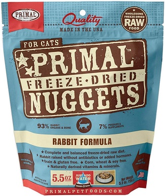3Primal Freeze Dried Cat Food