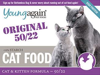 50-22 PREMIUM HIGH PROTEIN CAT FOOD