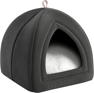 Bedsure Kitten Bed Cave Bed for Cats