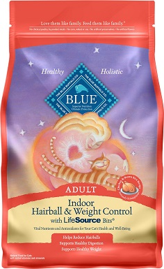 Blue Buffalo Indoor Hairball