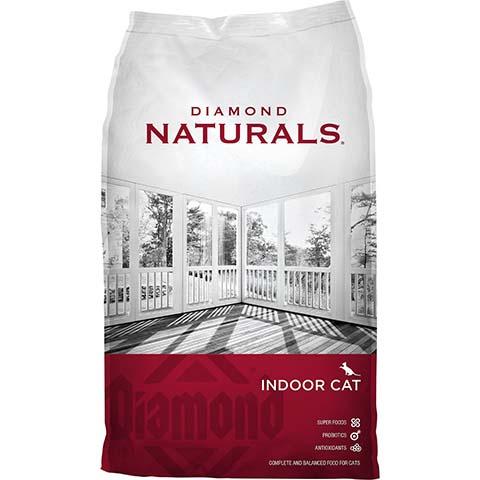 Diamond Naturals Indoor Formula Dry Cat Food