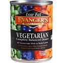 Evanger's Low Fat Vegetarian Dinner Canned Cat Food