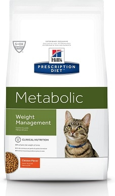 Hill's Prescription Diet Metabolic Weight