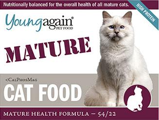 MATURE HEALTH CAT FOOD