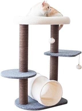PetPals Cat Tree Tower Scratcher Post