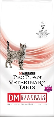 Purina Pro Plan Veterinary Diets DM Dietetic Management Formula
