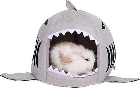 Spring Fever Cat Shark Bed