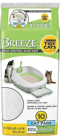 Tidy Cats Breeze Cat Pads