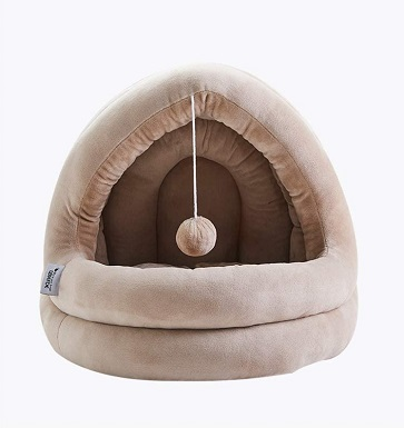 Western Home WH Cat Bed for Indoor Cats