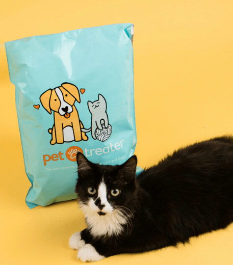 cat and pettreater package