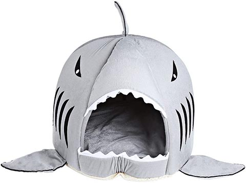 cocopet Shark Bed for Cat