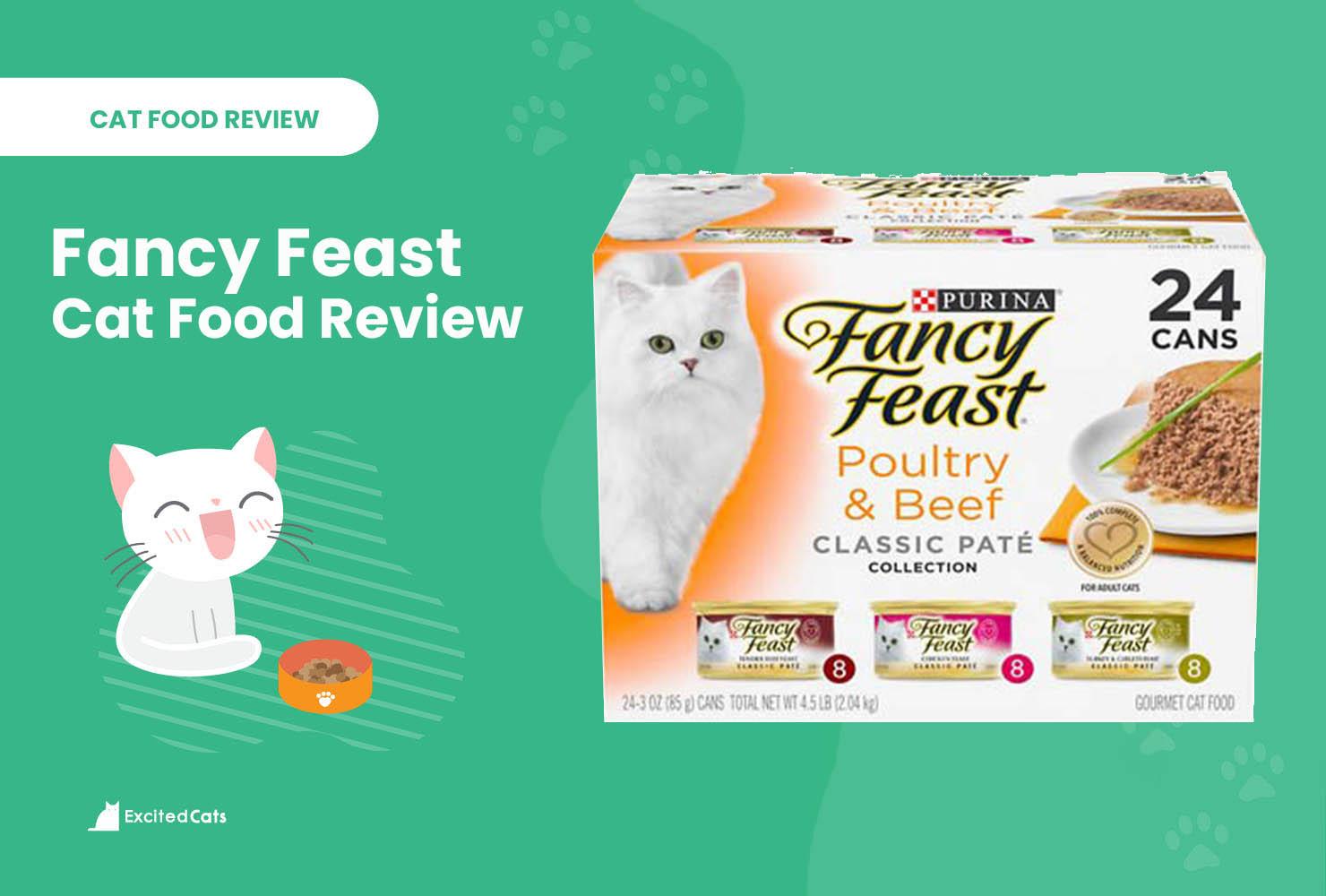 fancy feast review