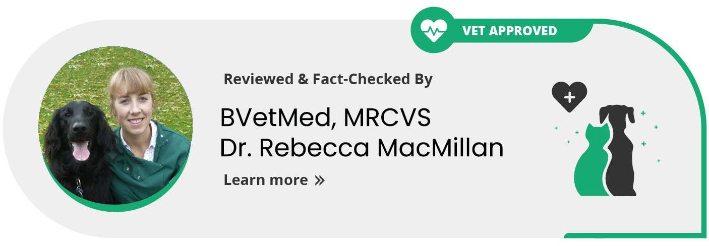 rebecca macmillan vet approved