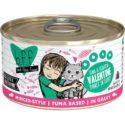 BFF Tuna & Pumpkin Valentine Dinner in Gravy Canned Food