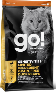 Go! SENSITIVITIES Limited Ingredient cat food_Chewy