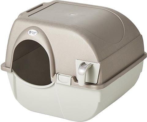 Omega Paw Roll'N Clean Cat Litter Box