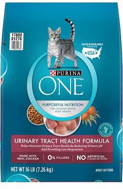 Purina ONE Urinary Tract Health Adult Formula Dry Cat Food