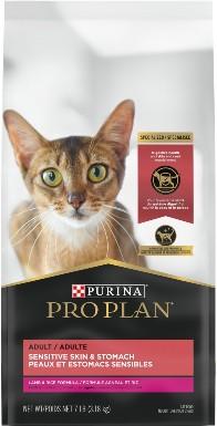 Purina Pro Plan Focus Adult Sensitive Stomach Dry Cat Food