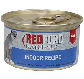 Redford Naturals Indoor Recipe Adult Cat Food