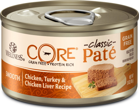 Wellness CORE Natural Grain cat food_Chewy