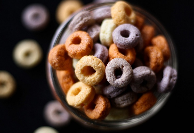 flavored cheerios