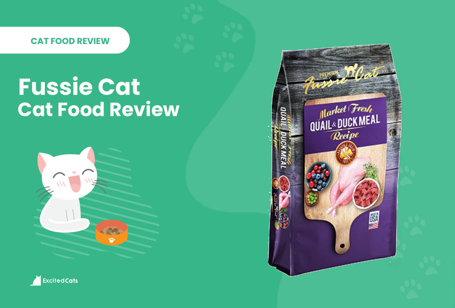 fussie cat food review