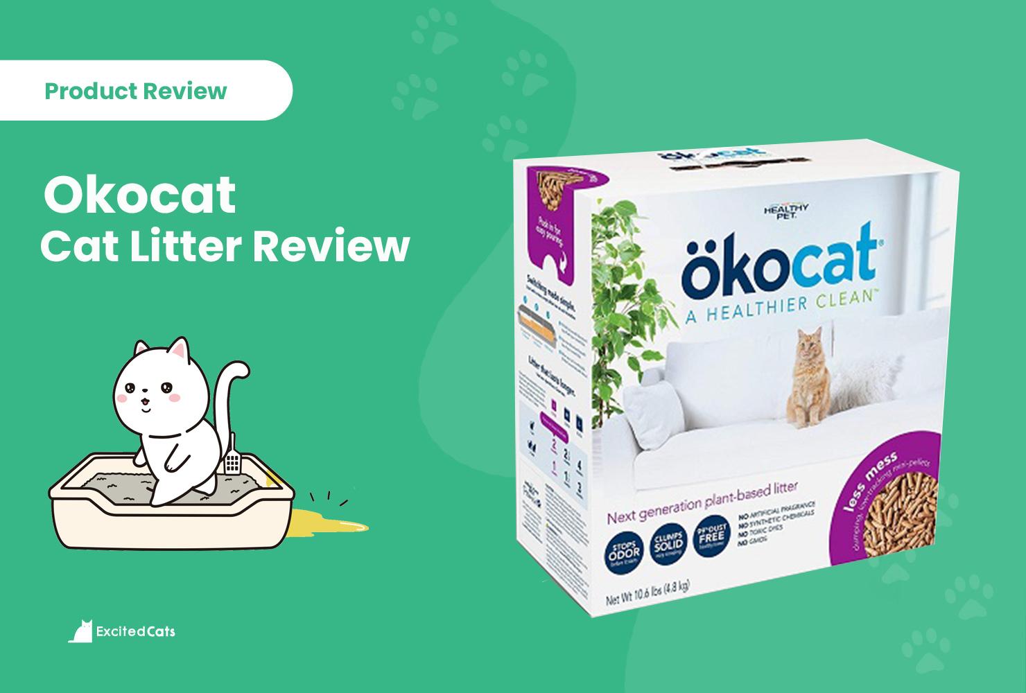 okocat litter review